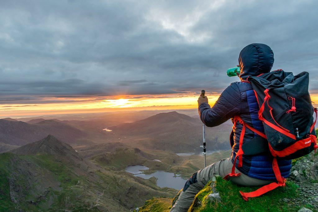 Salute e sicurezza per i trekking in solitaria
