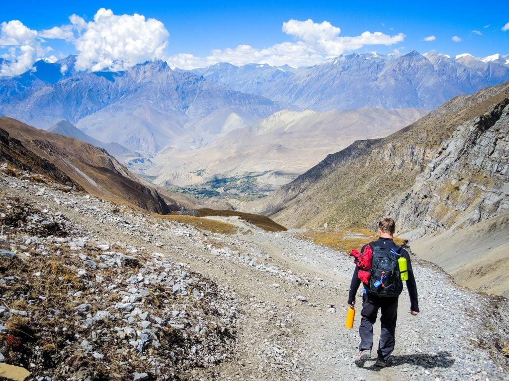 Trekking in solitaria come prepararsi