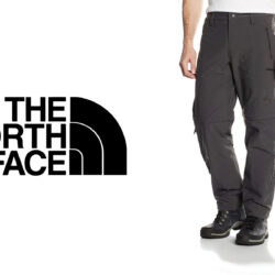The North Face – Pantaloni convertibili ExplorationAttrezzatura Trekking