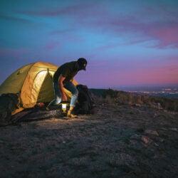 8 Consigli: Come dormire bene all'apertoAttrezzatura Trekking