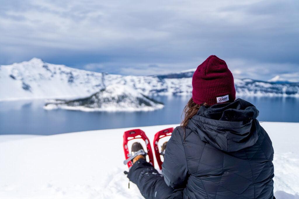 Migliori ciaspole inverno montagna