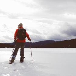 Trekking con ciaspole: guida per principiantiAttrezzatura Trekking