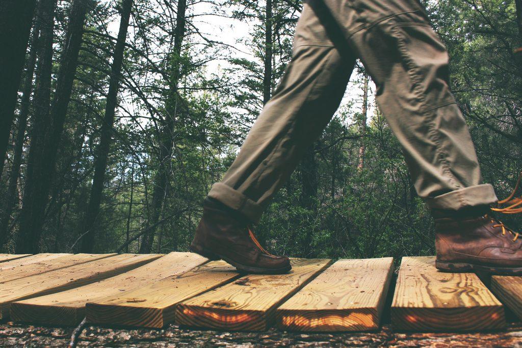 Scegliere scarponcini da trekking