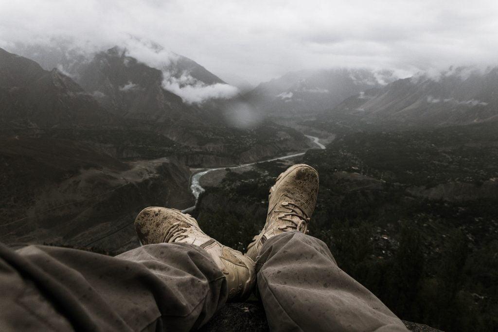 Scegliere scarponcini trekking