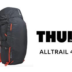 Thule AllTrail 45LAttrezzatura Trekking