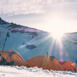Campeggio invernale: le basiAttrezzatura Trekking