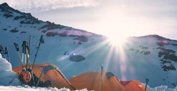 Campeggio invernale: le basiAttrezzaturaTrekking.it