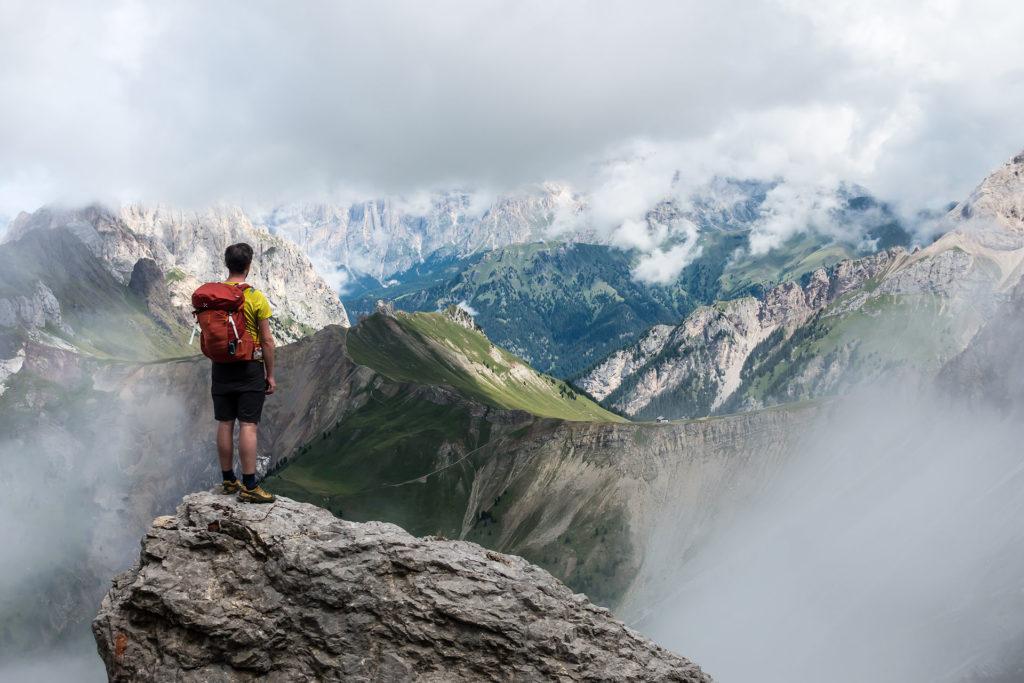 Escursioni ad alta quota