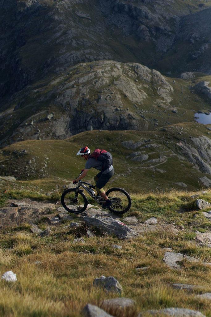 zaino idrico per mountain bike