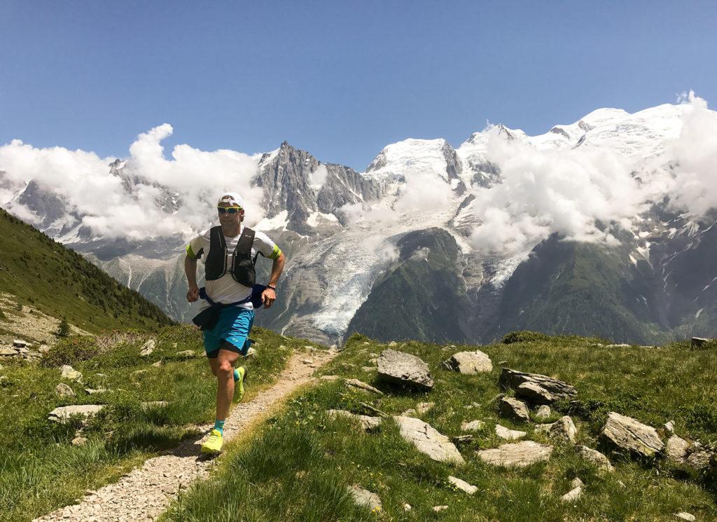 running corsa in montagna