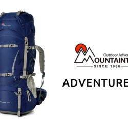 Mountaintop Adventure 65LAttrezzatura Trekking