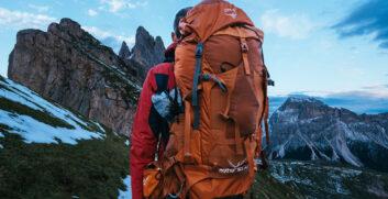Migliori zaini trekking più giorni