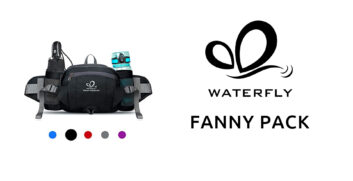 Marsupio Waterfly Fanny PackAttrezzaturaTrekking.it