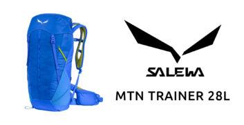 Salewa MTN Trainer 28LAttrezzaturaTrekking.it