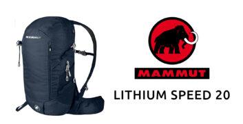 Mammut Lithium Speed 20AttrezzaturaTrekking.it