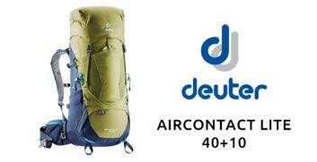 Deuter Aircontact Lite 40+10AttrezzaturaTrekking.it