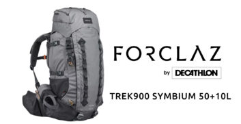 Forclaz TREK900 Symbium 50+10LAttrezzaturaTrekking.it