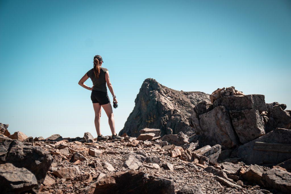 Abbigliamento sportivo intimo donna da trekking