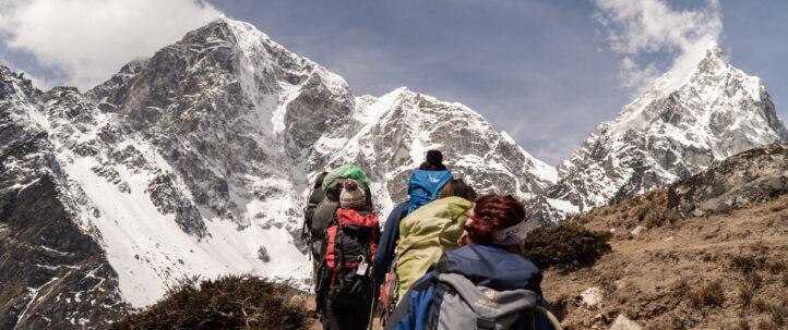 Camminare in Salita: benefici e come migliorare - Attrezzatura Trekking