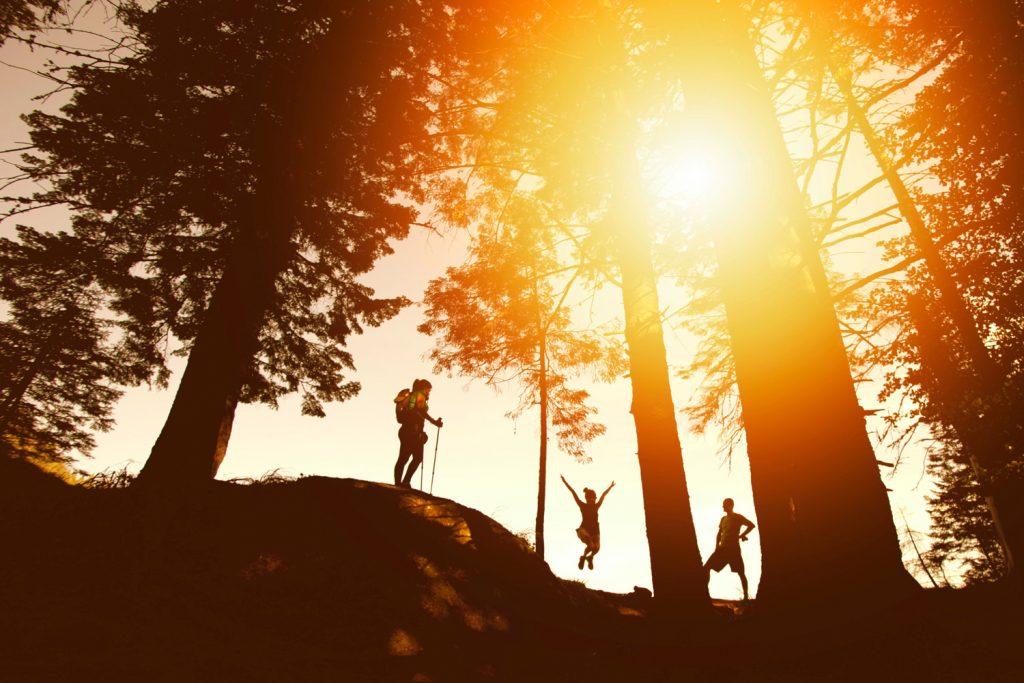 Camminare in salita benefici