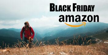 Le Migliori Offerte del BLACK FRIDAY Amazon – Fino al 27/11 - Attrezzatura Trekking