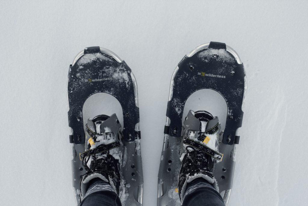 scarpe per ciaspole