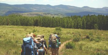 viaggio backpacking
