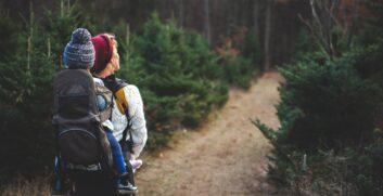 Come scegliere lo zaino porta bambini per il trekkingAttrezzaturaTrekking.it