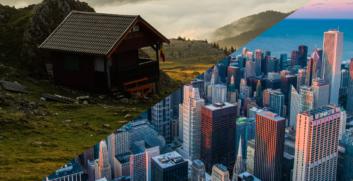 Montagna e Città: due mondi molto diversiAttrezzaturaTrekking.it