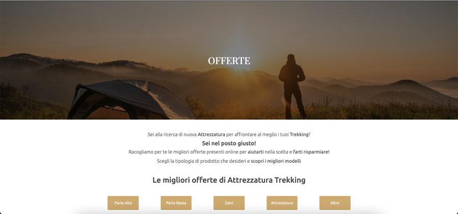 AttrezzaturaTrekking.it - Offerte