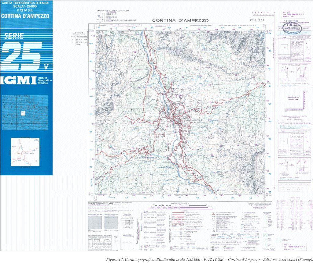 Simbologia Carta Topografica