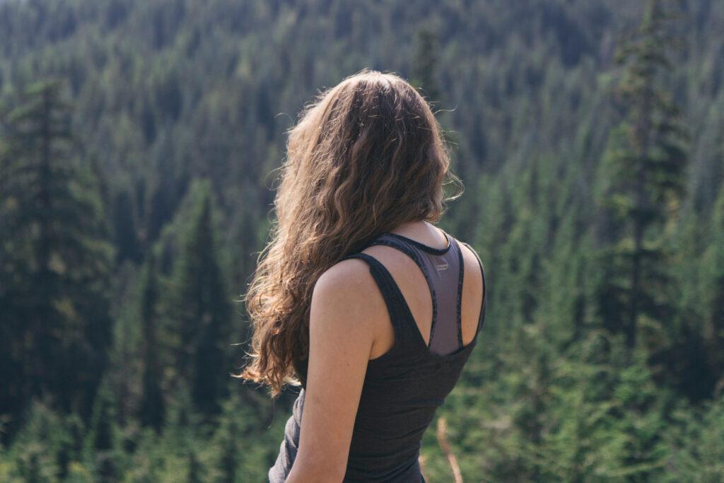 Allenamento trekking lunghi